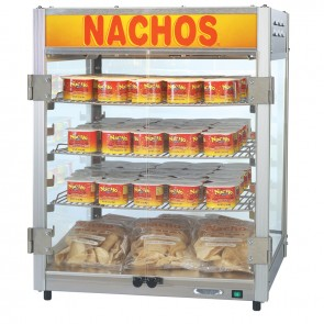 Gold Medal Double Door Cheese Display Case