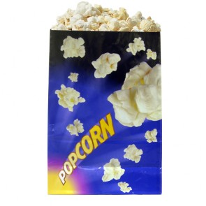 Gold Medal 170oz. Laminated Popcorn Bag 150/cs