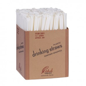 Gold Medal Wrapped Straws