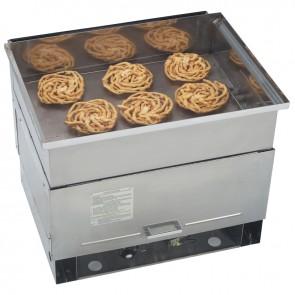 Gold Medal Gas Funnel Cake Fryer, Large