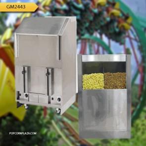 """Gold Medal 30"""" Popcorn Warmer/Staging Cabinet"""