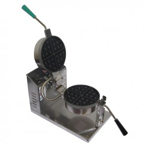 Gold Medal Electronic Round Belgian Waffle Baker
