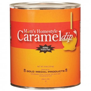 Gold Medal Mom`s Homestyle Caramel Dip, Trans-Fat Free