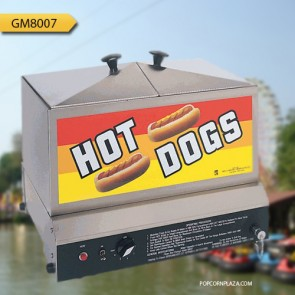 Gold Medal Steamin' Demon® Hot Dog Steamer