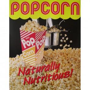 Gold Medal Popcorn Poster Nat-Del