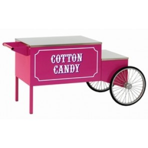Spoke-Wheel Cotton Candy Cart Paragon International