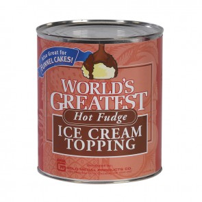 Gold Medal World's Greatest Topping