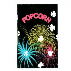 Gold Medal 85oz. Laminated Popcorn Bags, 500/cs