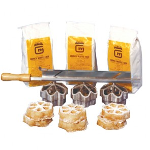 Gold Medal French Waffle Mix, 6-5lb. Bags/cs